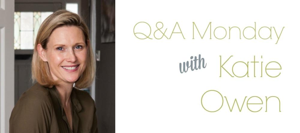Q&A Katie Owen